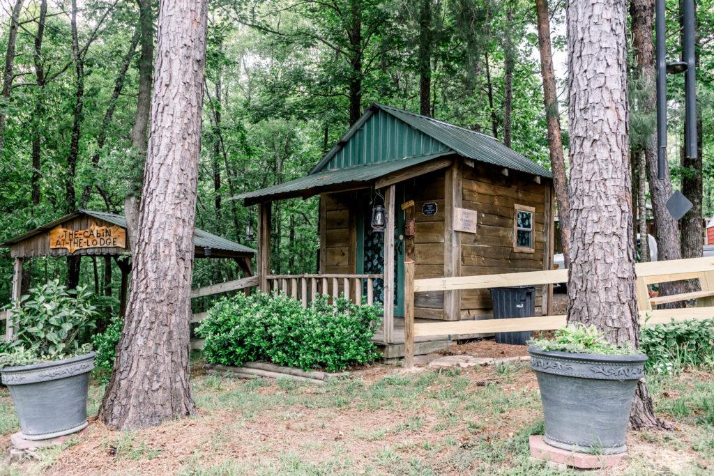 Cabin Wedding Venue