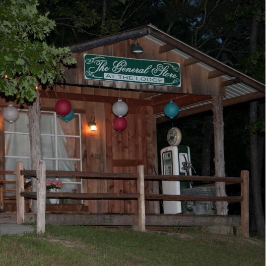 Cabin at the Lodge | Central Alabama Wedding Venue